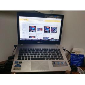 Note Gamer Asus N46vm I7 16gb Gt630m 2gb
