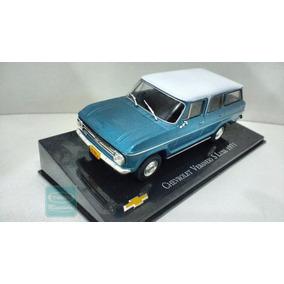 Miniatura Chevrolet Veraneio S Luxe 1971 - 1/43