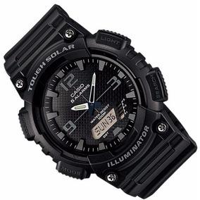c7c9a96753c Relogio Casio Tough Solar Aqs 810 W Original - Relógios De Pulso no ...