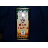 Lata Vacía De Extra Virgin Olive Oil (aceite De Oliva)