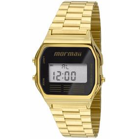 Exclusivo Relógio Mormaii Chicama Aço Inox - Relógios De Pulso no ... dea3802040