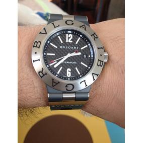 33c65b02540 Relógio Bvlgari Masculino em Rio de Janeiro
