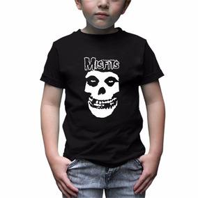 Misfits, Playera Infantil -envío Gratis-