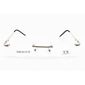 06fe7da56 Armação Parafusada Ys Aluminio A - Óculos no Mercado Livre Brasil