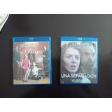 Blu Ray Películas Extranjeras Una Separación-yo Soy El Amor