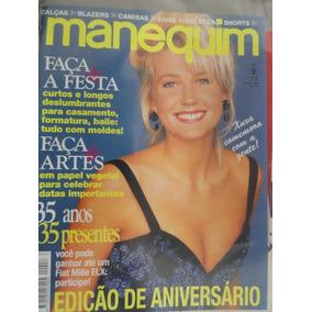 # Capa Revista Manequim Xuxa - No. 416 Agosto 1994