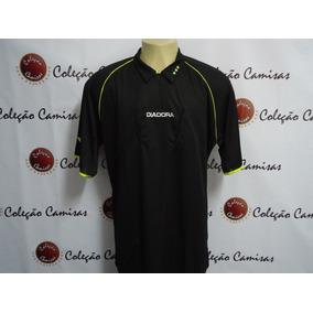 Camisa De Arbitro Adidas - Roupas de Futebol no Mercado Livre Brasil 066840631dadc