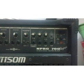 Caixa Amplificada Wattsom 700 Super