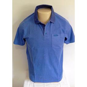 6985f9e6b2 Camisa Polo Listrada Masculina Varia - Pólos Manga Curta Masculinas ...