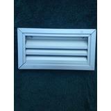 Rejilla De Ventilación De 20 X 14 En Aluminio