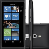 Nokia Lumia 800 16gb Windows Phone 7.5 Mango 8mp -de Vitrine