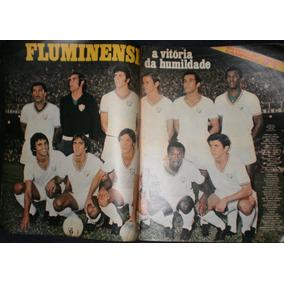 Manchete 1971 - Fluminense, São Paulo E América Mg