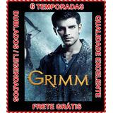 Grimm 1ª Até 6ª Temporada Serie Completa + Frete Grátis