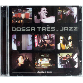 Bossa Tres¿jazz - When Japan Meets Europe - 2 Cds Nacional