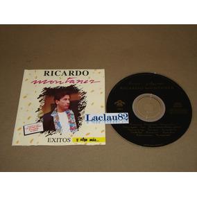 Ricardo Montaner Exitos Y Algo Mas 1994 Rodven Cd Negro
