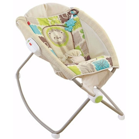a3f6e5692 Envio Gratis! Silla Mecedora Fisher Price Rainforest en Mercado ...