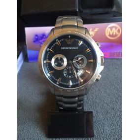 f2299589d81 Pulseira Emporio Armani Ar 0636 - Joias e Relógios no Mercado Livre ...