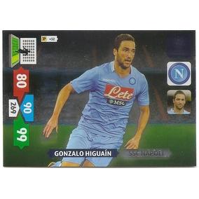 Higuain Game Changer Card Adrenalyn Panini Champions 13/14
