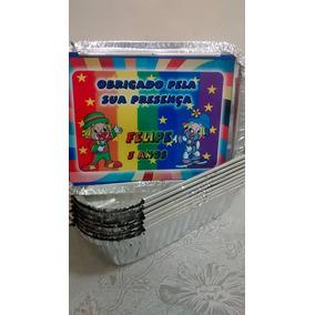 35 Marmitas Personalizadas + Brinde!
