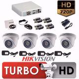 Kit Seguridad Videovigilancia 8 Camaras Hd
