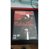 Devil May Cry Playstation 2