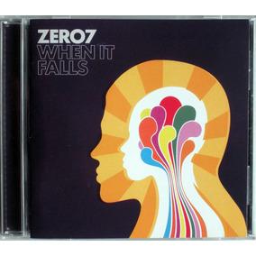 Zero 7 - When It Falls - Cd Nacional