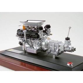 Miniatura Motor Ferrari 250 Gmp Gt Berlinetta Escala 1/6