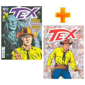 Hq Tex Coleção Nº 400 + Encarte Colorido 399 Capas - Lacrado