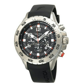 a9250ba9819 Relogio Nautica Masculino N10020g Black - Relógios no Mercado Livre ...