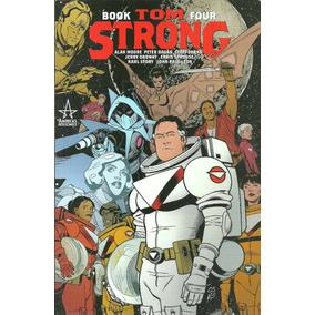 Tom Strong - Book 4 - Importada - Americanas Best Comics