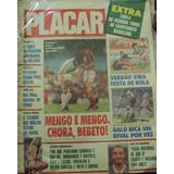 Placar N. 1013 - Flamengo X Vasco Frete Grátis