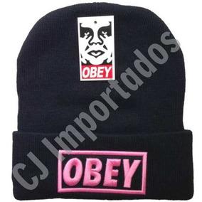 Gorro Obey Toucas Masculino - Acessórios da Moda no Mercado Livre Brasil 7127afde8a3