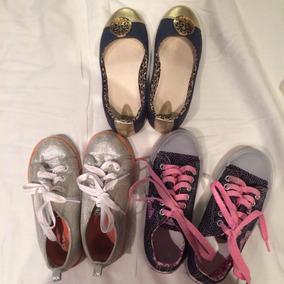 Kit 3 Sapatos(tamanhos 31,30)