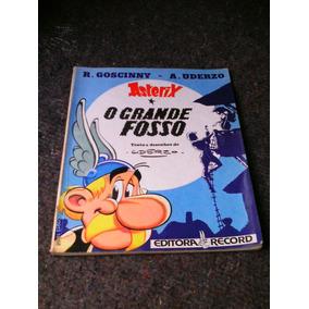 Asterix - O Grande Fosso - Ed. Record