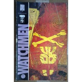 Watchmen - Numero 3 - 1° Série - Ed. Abril / Gibi, Quadr, Re