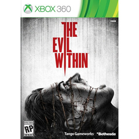 Jogo Novo Lacrado Da Bethesda The Evil Within Para Xbox 360
