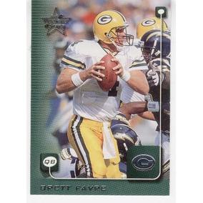 1999 Leaf Rookies Stars Brett Favre Packers Qb
