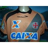 Camisa Do Vasco Usada E Autografada Pelo Martin Silva.