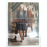 Dvd Damages - 3ª Temporada Completa 3 Discos - Lacrado!!!