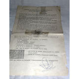 Documento Original Partido Justicialista Capital Menemista
