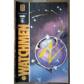 Watchmen - Numero 5 - 1° Série - Ed. Abril / Gibi, Quadr, Re