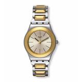 Reloj Swatch Bicartridge Yls181g | Original Envío Gratis