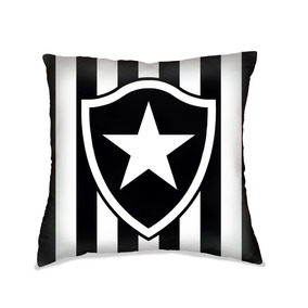 Almofada Botafogo - Decoração no Mercado Livre Brasil 012950763a64f