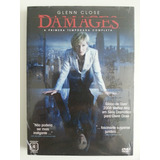 Dvd Damages - 1ª Temporada Completa 3 Discos - Lacrado!!!