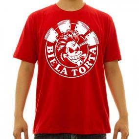 Camiseta Camisa Moto - Cabo Enrolado - Biela Torta ! 92a8f28319c62