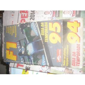 Guia Da Formula 1 De 1994 E 1995