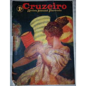 Rara Revista Cruzeiro Ano 1 Nº 10 Janeiro De 1929
