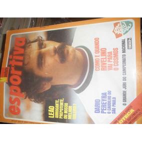 Revista Antiga Manchete Esportiva