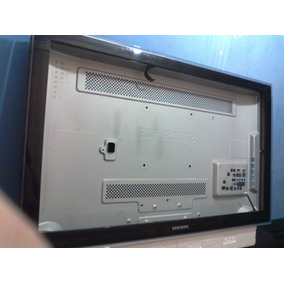 Carcaça Completa Com Caixa De Lampadas Tv Samsung Ln32d550k7