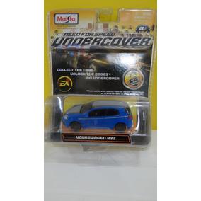 Need For Speed Undercover - Maisto - Vw Golf R32 - Lacrado!